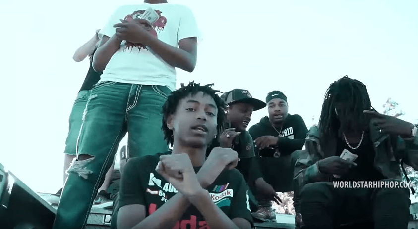 "Solo Tae Gets Wavy on ""New Drip"" [Music Video]"
