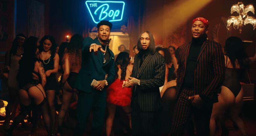 Tyga, YG & Blueface – Bop [Video]