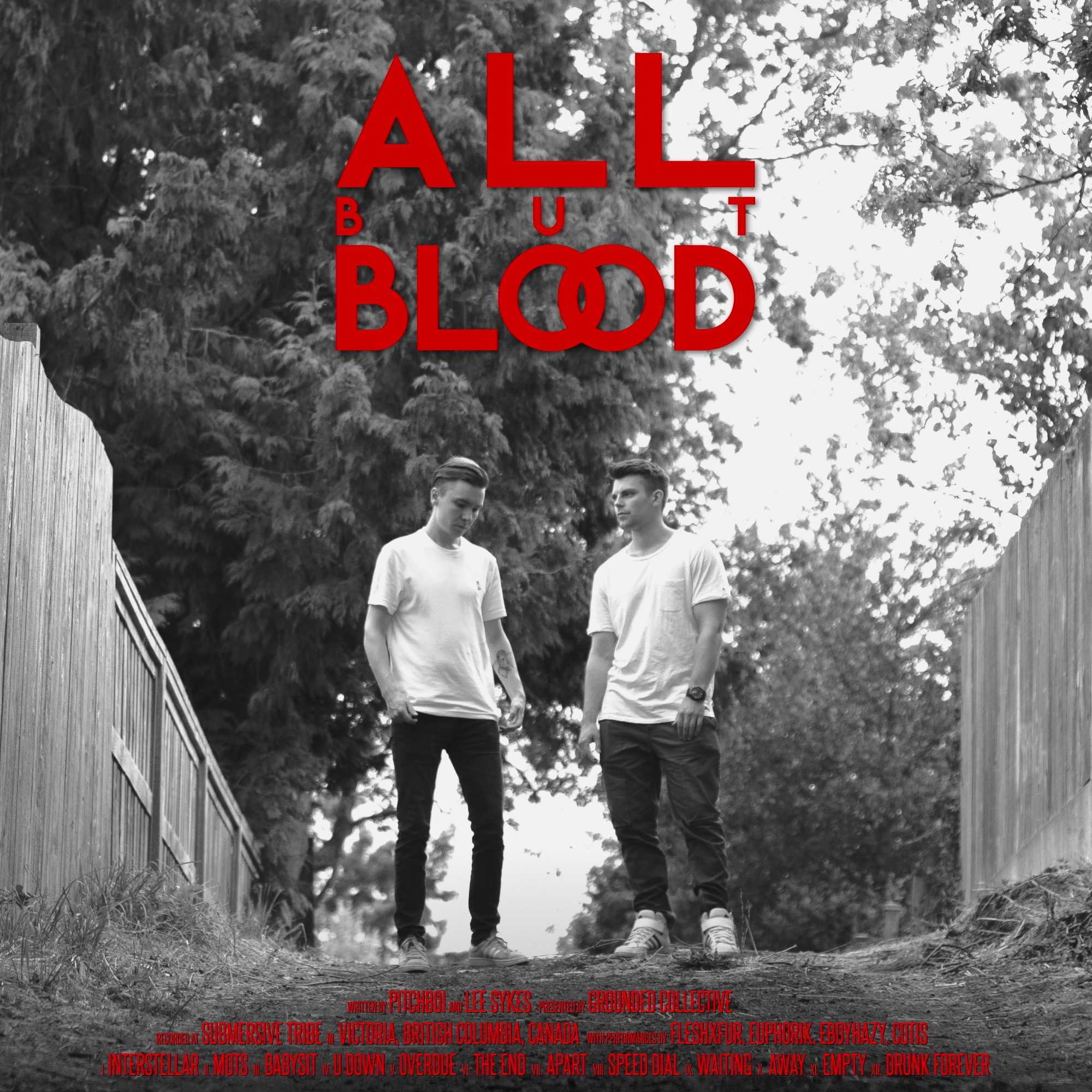 "Album Stream: Pitchboi & Lee Sykes – ""All But Blood"" [Audio]"