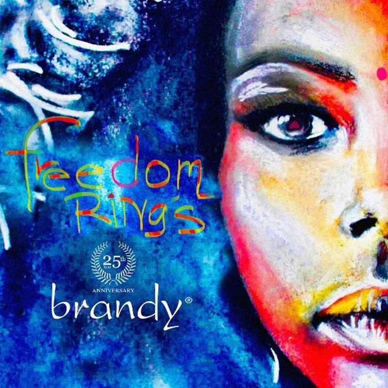 "Brandy Releases ""Freedom Rings"" [Audio]"