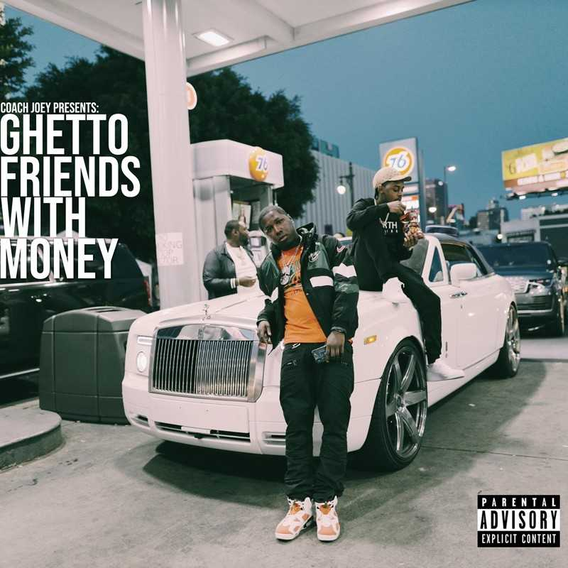 "42 Dugg, IceWear Vezzo, Peezy Join Coach Joey on ""Ghetto Friends with Money"" [Mixtape]"