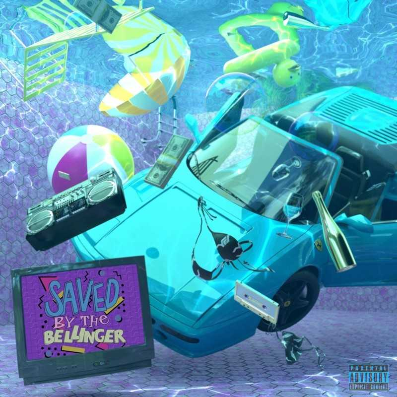 New Project: Eric Bellinger – Saved by the Bellinger [Audio]