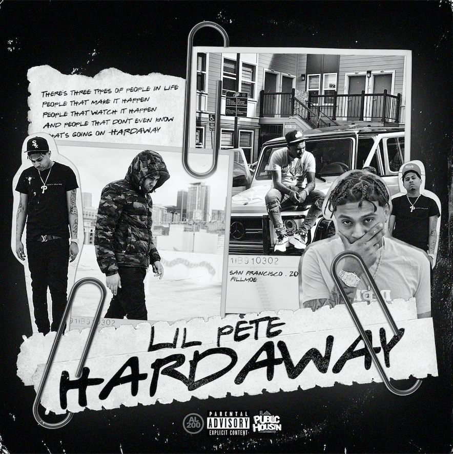 Album Stream: Lil Pete – Hardaway [Audio]