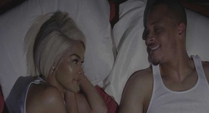 "T.I. Releases ""You (Be There)"" Video Featuring and Directed By Teyana Taylor [Music Video]"