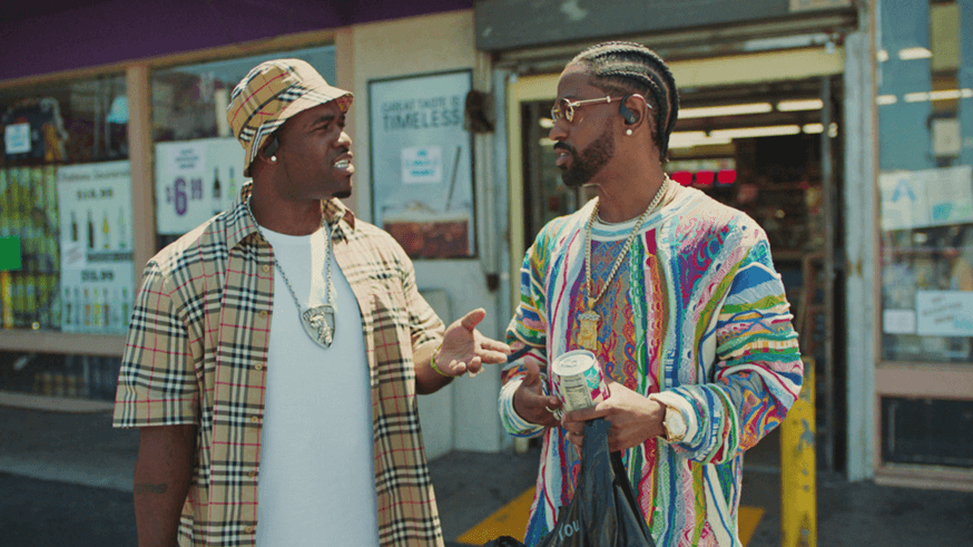 "BIG SEAN & A$AP FERG SOAR IN ELECTRIC NEW MUSIC VIDEO ""BEZERK"""