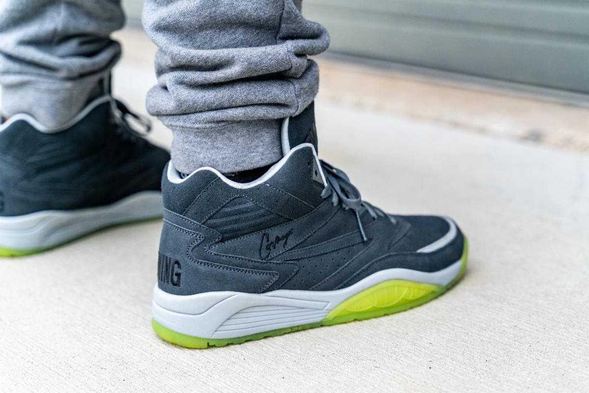 Mega and Ewing Athletics Release Cormega Sport Lite Sneaker