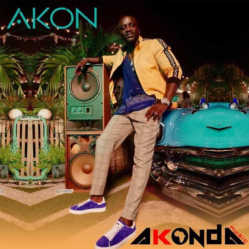 Akon – Akonda [Audio]