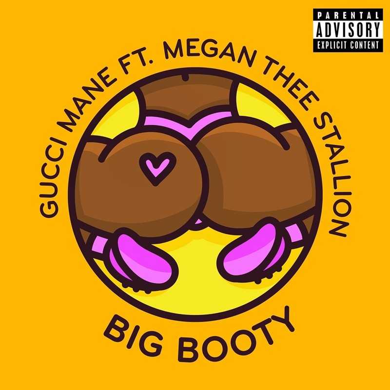 Gucci Mane – Big Booty (feat. Megan Thee Stallion) [Audio]