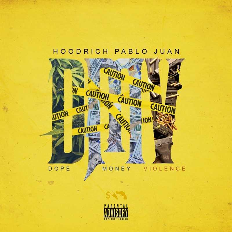 "🍊 Hoodrich Pablo Juan Returns with ""Minute Maid"" Single"