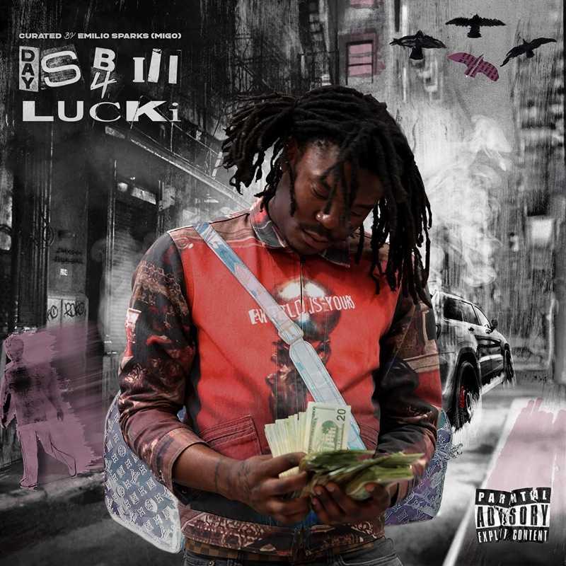 EP Stream: Lucki – Days B4 III [Audio]