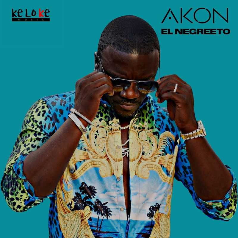 AKON HITS #1 ON LATIN ITUNES CHARTS WITH EL NEGREETO ALBUM [MUSIC NEWS]