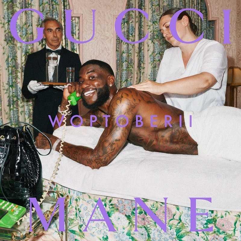 Gucci Mane – Woptober II [Audio]