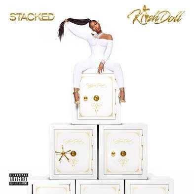 KASH DOLL SET TO RELEASE HIGHLY-ANTICIAPTED DEBUT ALBUM STACKED ON OCTOBER 18TH
