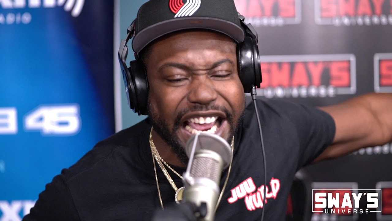 Nino Man Drops Fire Freestyle on Sway in the Morning | SWAY'S UNIVERSE