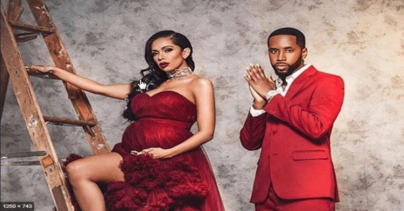 Meet the Samuels! Safaree Samuels & Erica Mena allegedly Got Married [Video]
