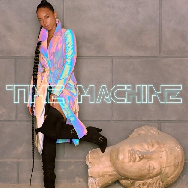 New Single: Alicia Keys – Time Machine [Audio]