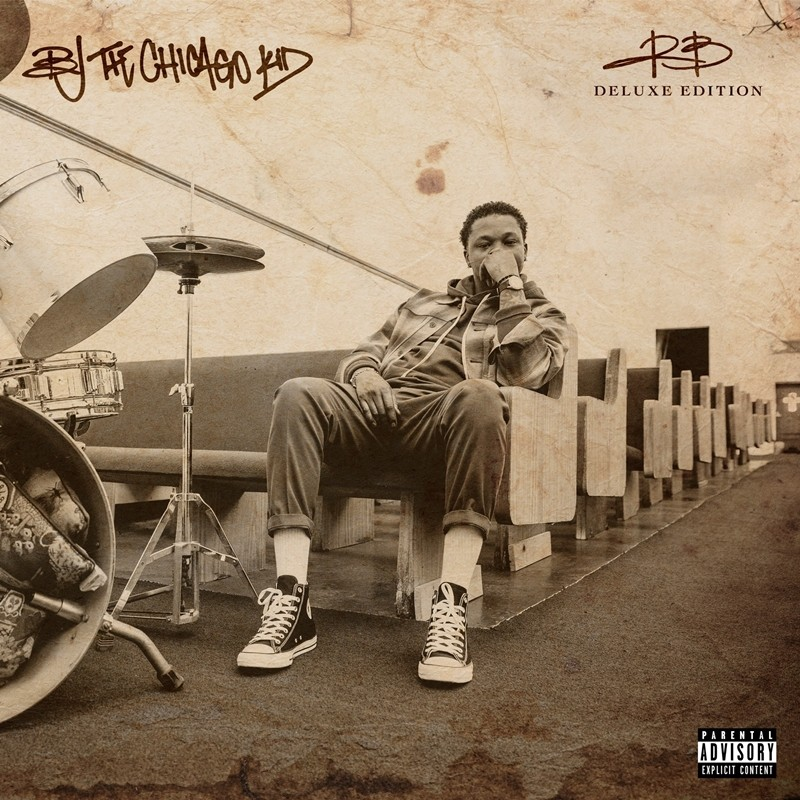 BJ the Chicago Kid – 1123 (Deluxe Edition) [Audio]