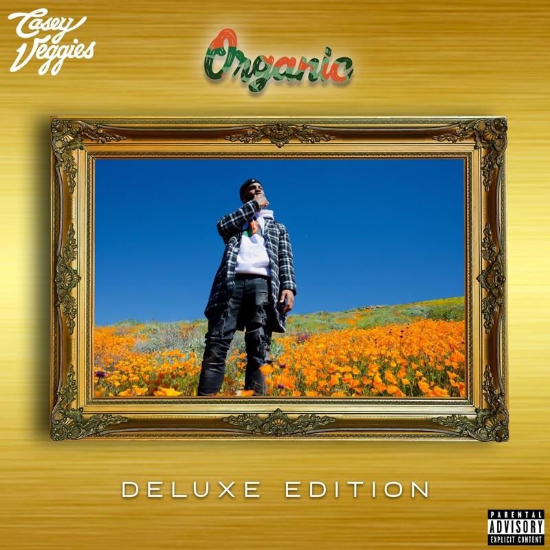 Casey Veggies – Organic (Deluxe) [Audio]