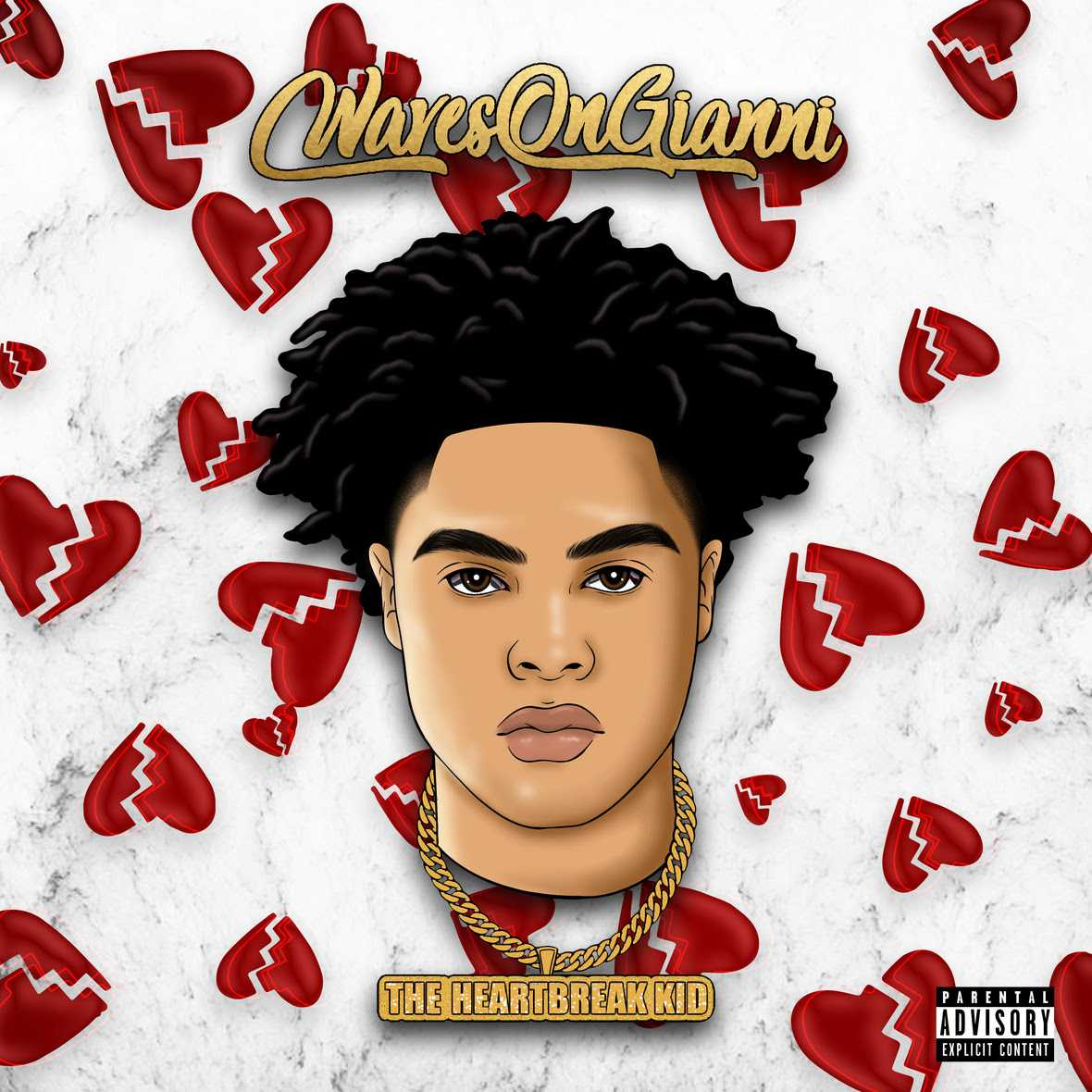 Roc Nation's Rising Rap Artist WavesOnGianni Releases Debut EP