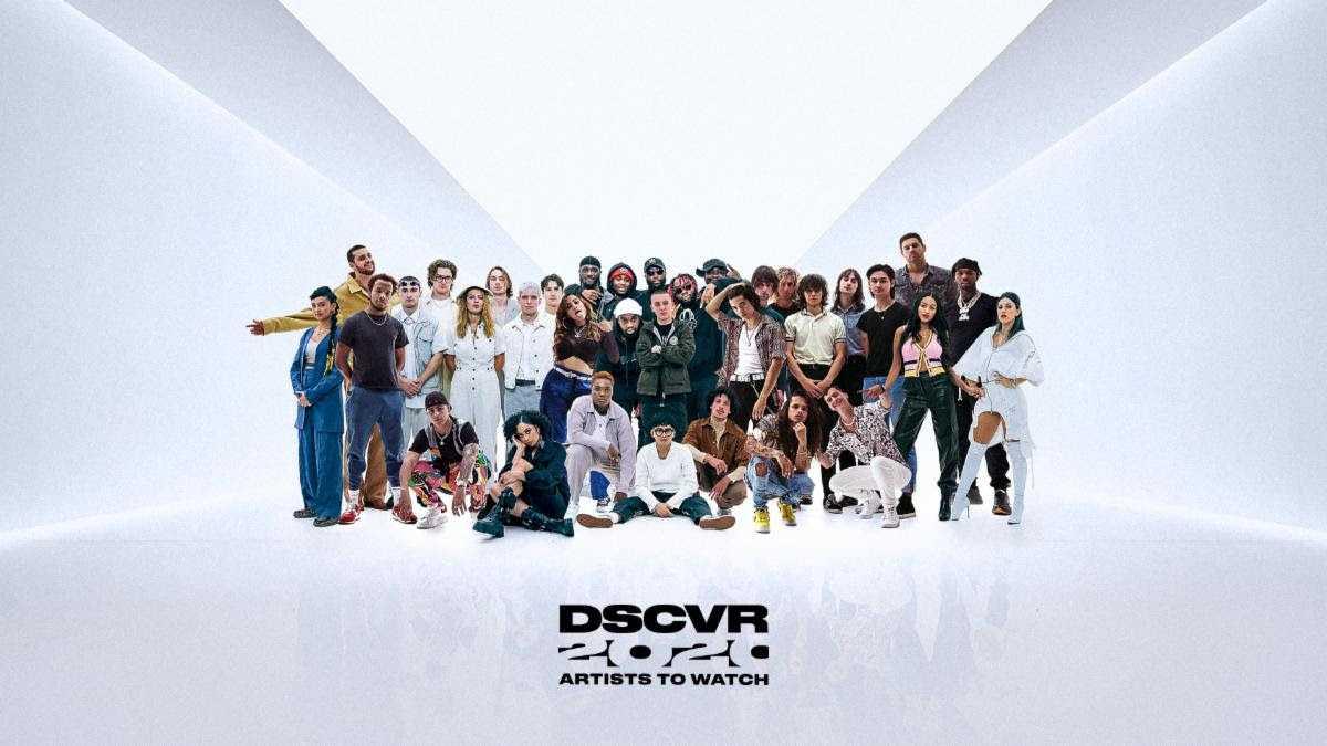 Vevo announces 'DSCVR Artists To Watch' 2020