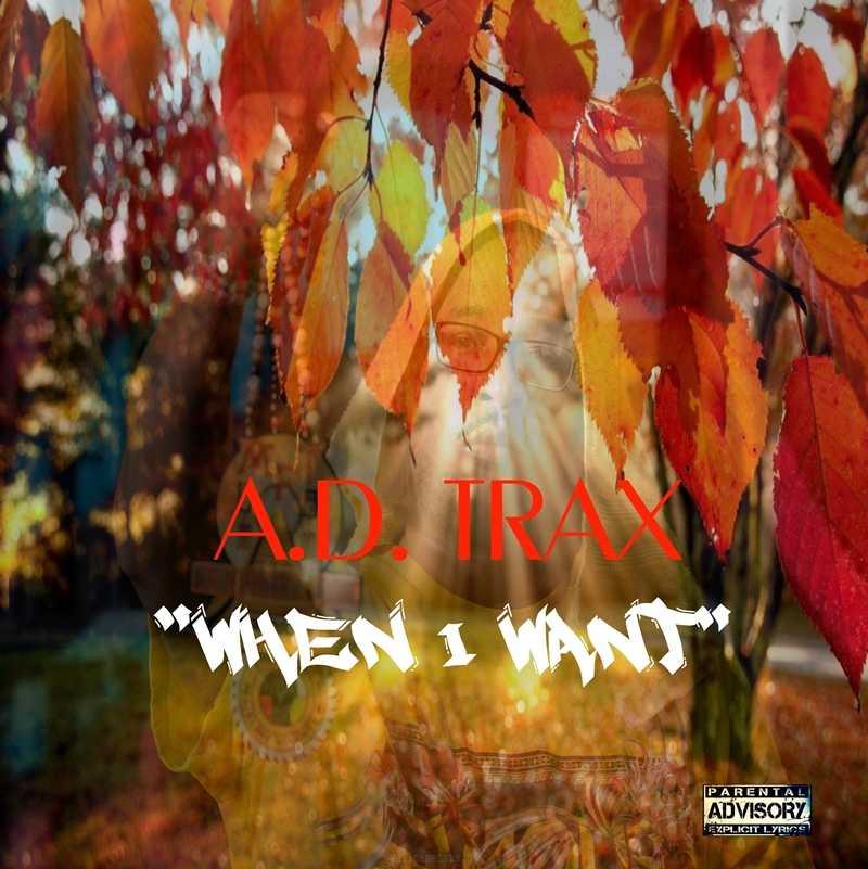 "A.D. Trax (@RealADTrax) – ""When I Want"" [Audio]"