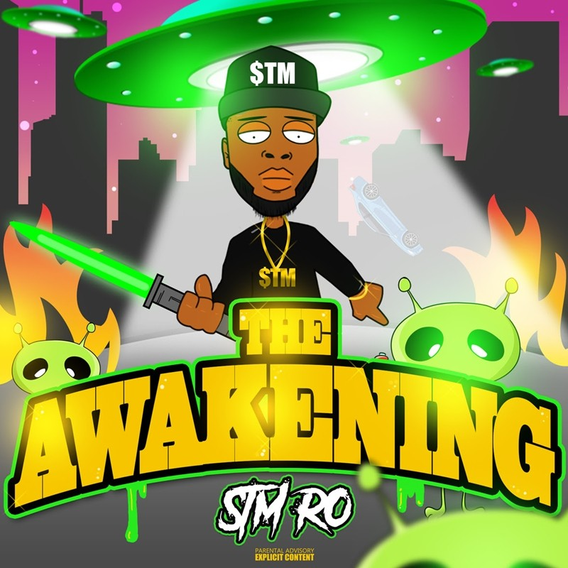 """STM Ro Drops New Project – """"The Awakening"""""""