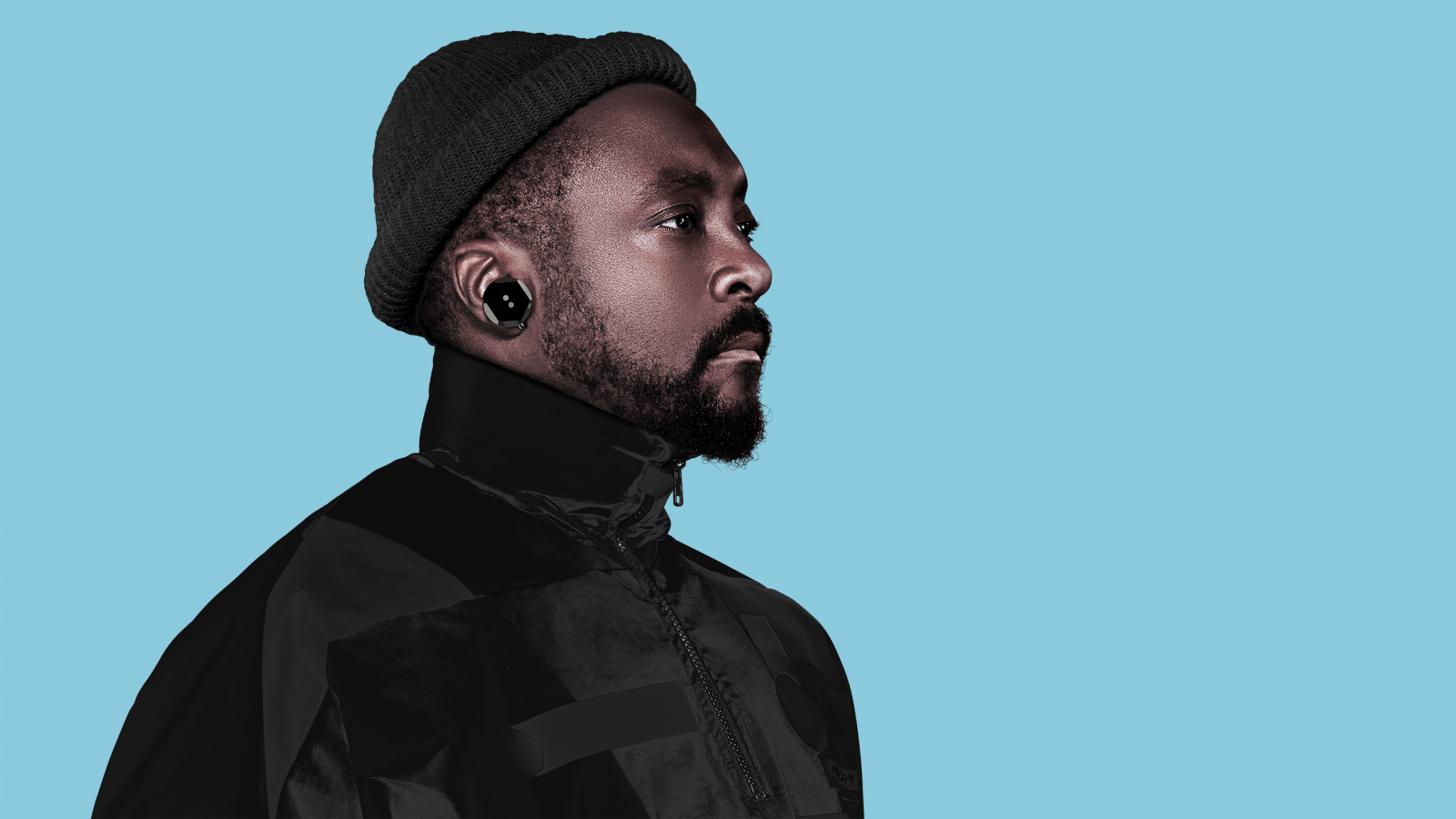 will.i.am's 'Buttons' Wireless Earphones Available Exclusively at Fred Segal Sunset