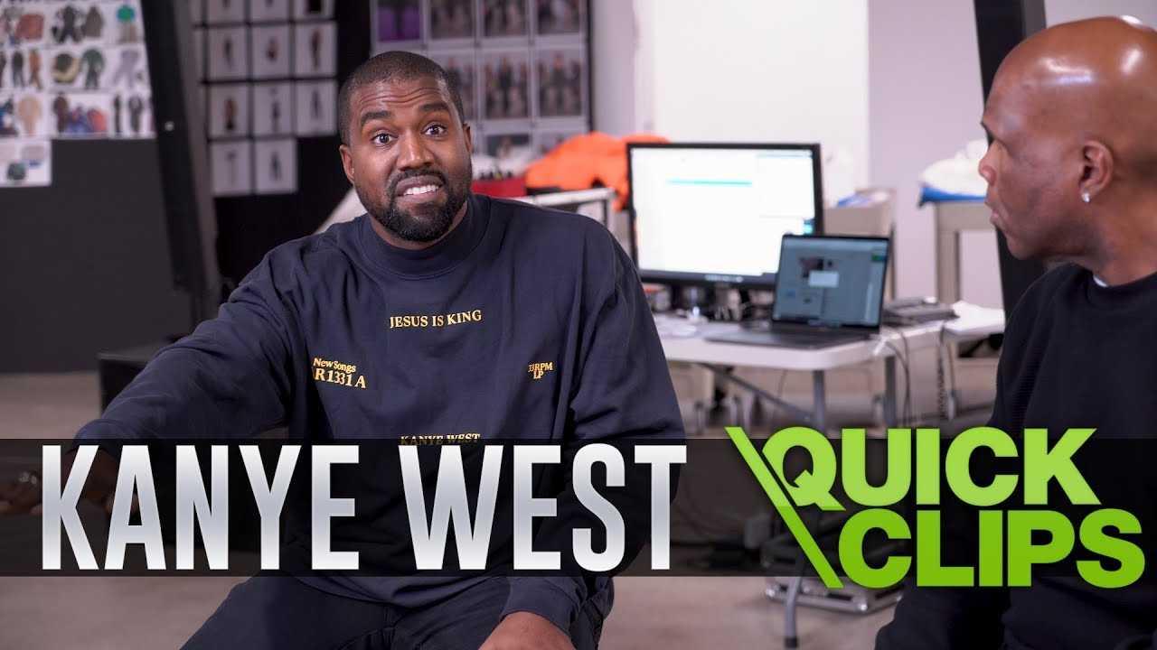"""Kanye West On Social Media: """"Instagram Got Yo B**ch"""" (or Got All Y'all)"""