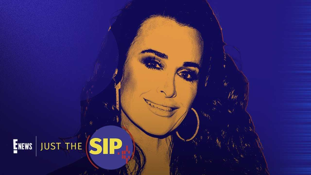 Kyle Richards Candid on Her Tumultuous Friendship With Lisa Vanderpump | Just The Sip | E! News