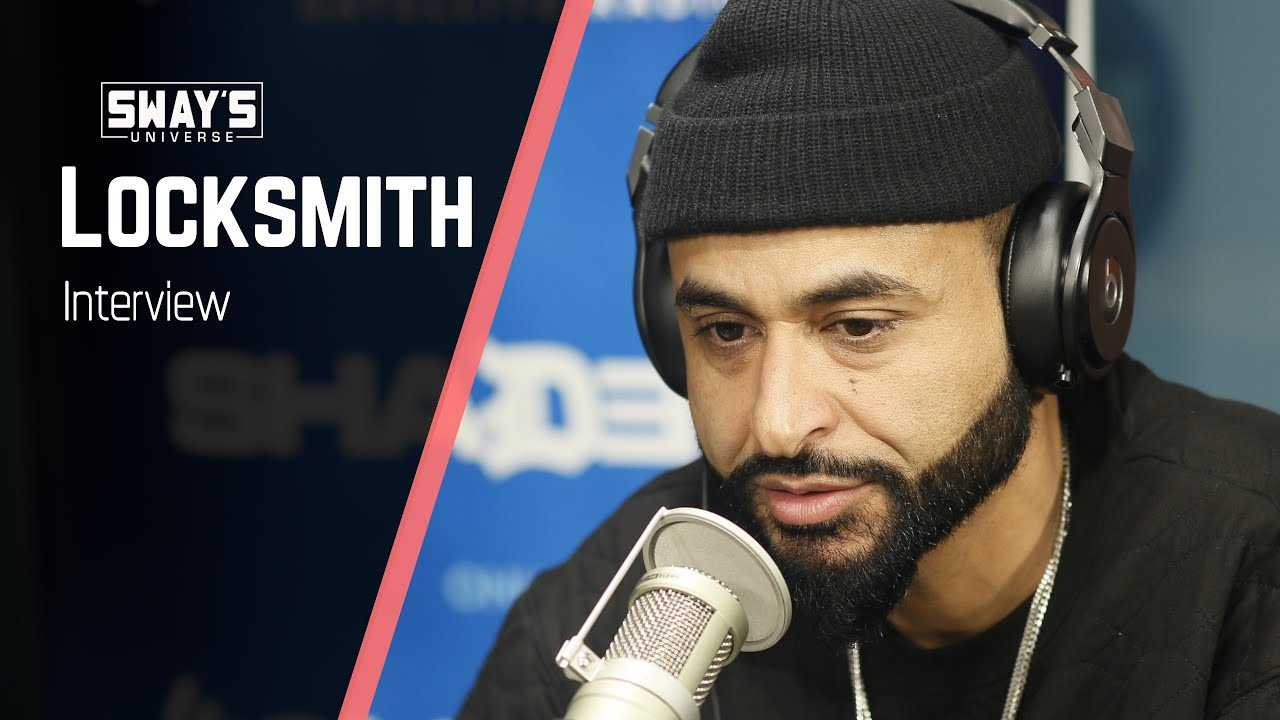 "Locksmith Breaks Down Lyrics From ""Ali"" and Talks Touring with Murs & Chris Webby  