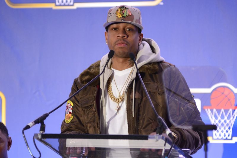Suspect Arrested for stealing $500,000 worth in jewelry from Allen Iverson