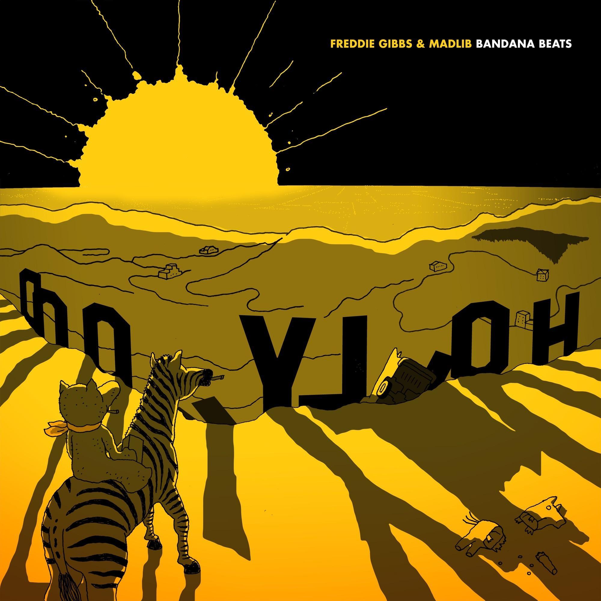 Freddie Gibbs & Madlib – Bandana Beats