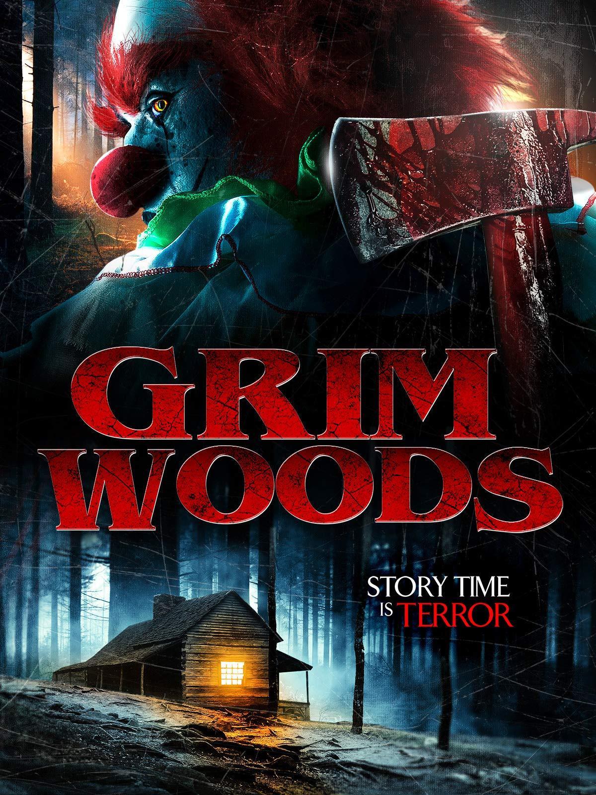 Grim Woods Official Trailer (2020) | Kirsten Armstrong, Amanda Benoit | Horror Movie HD