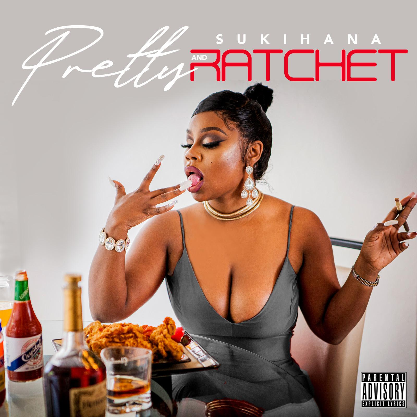 "Love & Hip-Hop Breakout Star Sukihana Shares New Single ""Pretty & Ratchet"" #LHHMIA #AllInYourThroatChallenge"