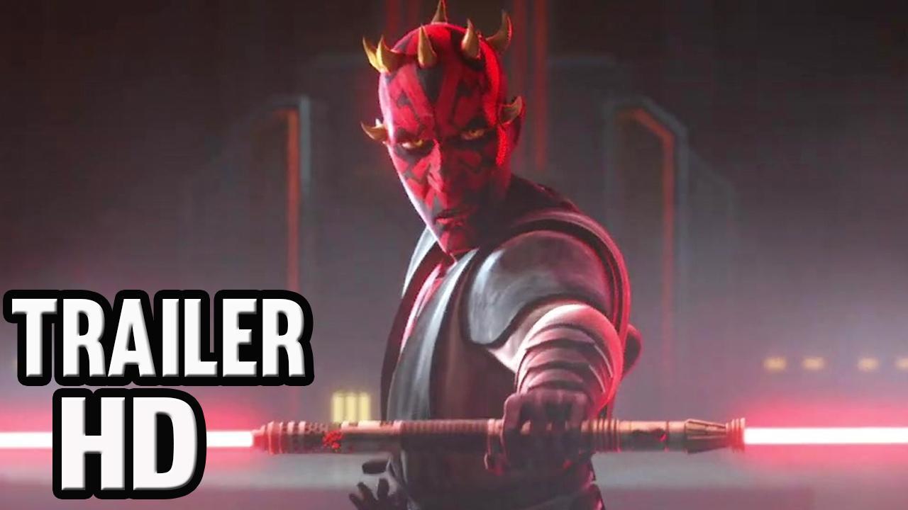 STAR WARS: THE CLONE WARS Final Season Official Trailer (2020) Disney+, Series HD
