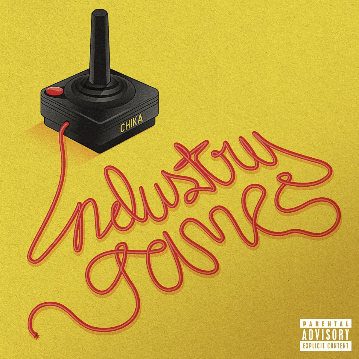 "BUZZING RAPPER CHIKA DROPS NEW SINGLE ""INDUSTRY GAMES"""
