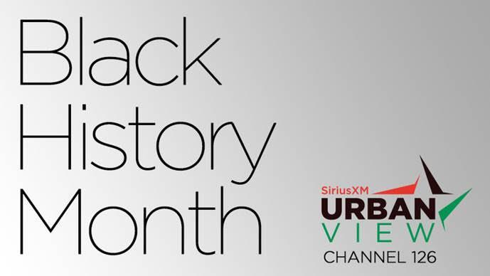 Celebrate Black history, culture & progress this month with SiriusXM Urban View