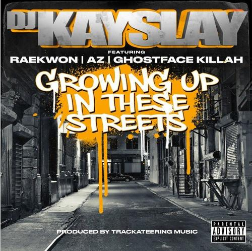 Dj Kay Slay – Growing Up In These Streets (feat. Raekwon, AZ & Ghostface Killah)