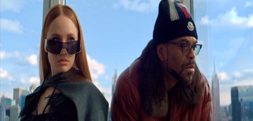 iyla – Cash Rules feat. Method Man [Music Video]