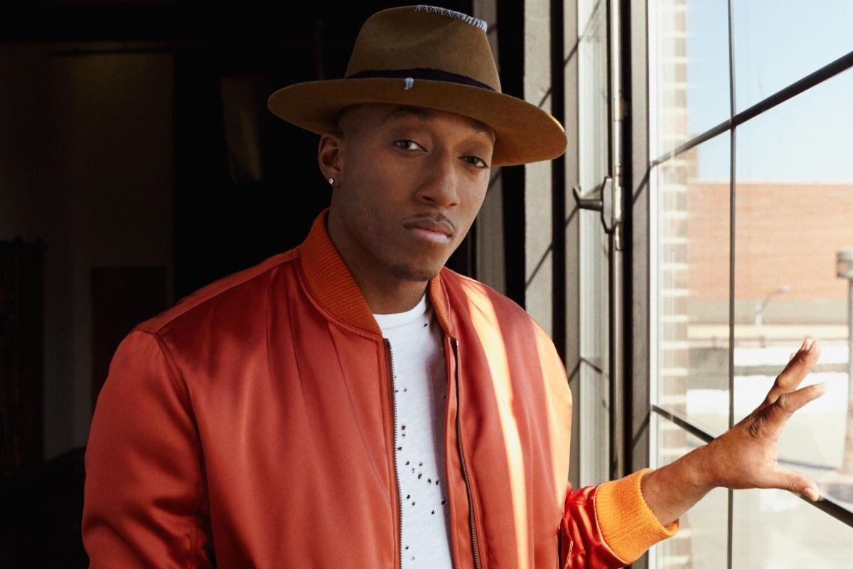 Lecrae Talks About New Book, I Am Restored
