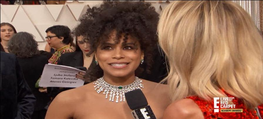 Zazie Beetz Reveals What She Learned From Acting With Joaquin Phoenix At the 2020 Oscars