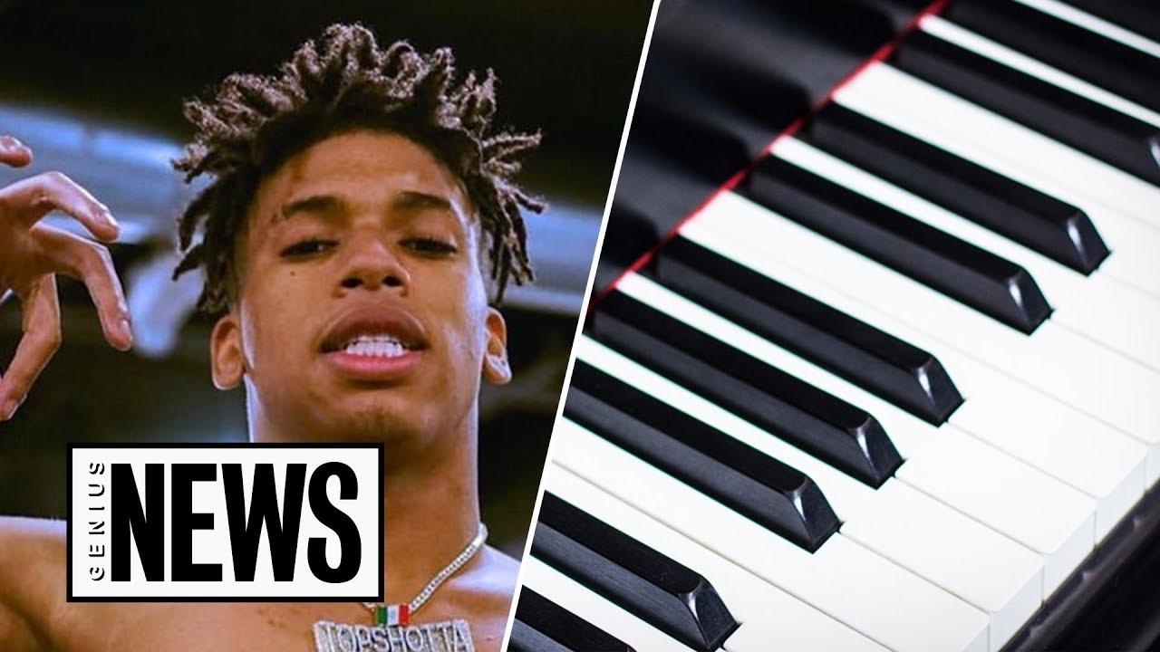 Breaking Down NLE Choppa's Piano Beats | Genius News