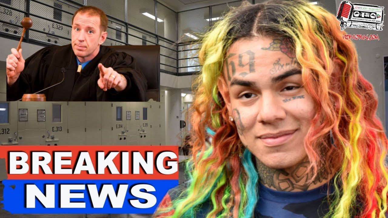 BREAKING: The Ruling On 6ix9ine's FATE JUST ANNOUNCED!
