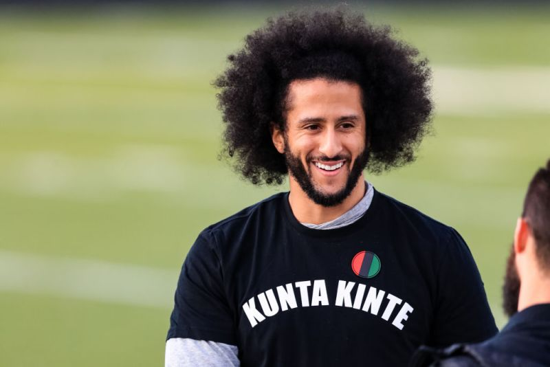 "Colin Kaepernick Salary Requirements Too ""Exorbitant"" To Play In XFL — The Latest Hip-Hop News, Music and Media 