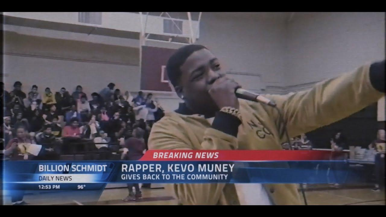 """ATLANTIC RECORDS RAPPER KEVO MUNEY RELEASES EMOTIONAL TRACK + VIDEO FOR """"LEAVE SOME DAY"""""""
