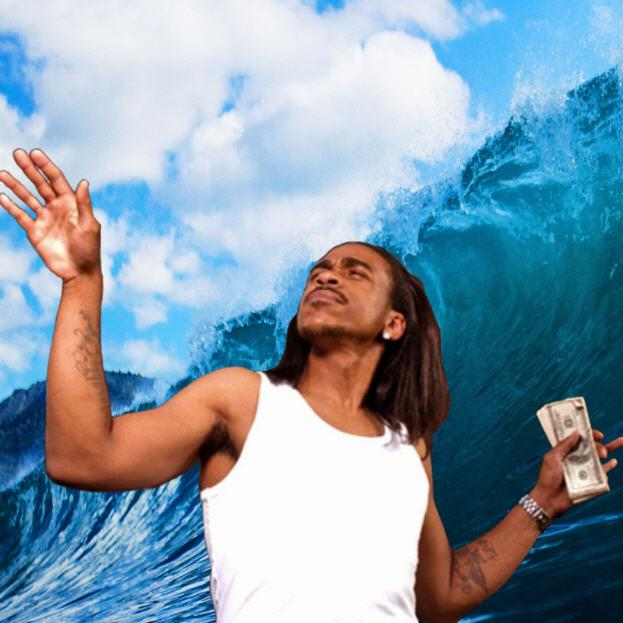 HARLEM'S VERY OWN, MAX B RELEASES NEW TAPE 'WAVE PACK'