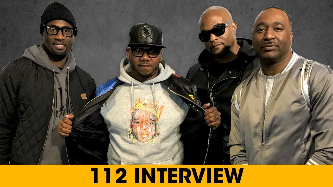 112 On Jagged Edge Beef, Working with Diddy [Interview]