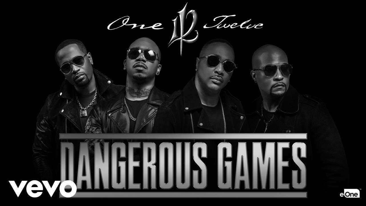 "112 PLAYS ""DANGEROUS GAMES"" WITH SEXY NEW SINGLE FROM UPCOMING ALBUM"