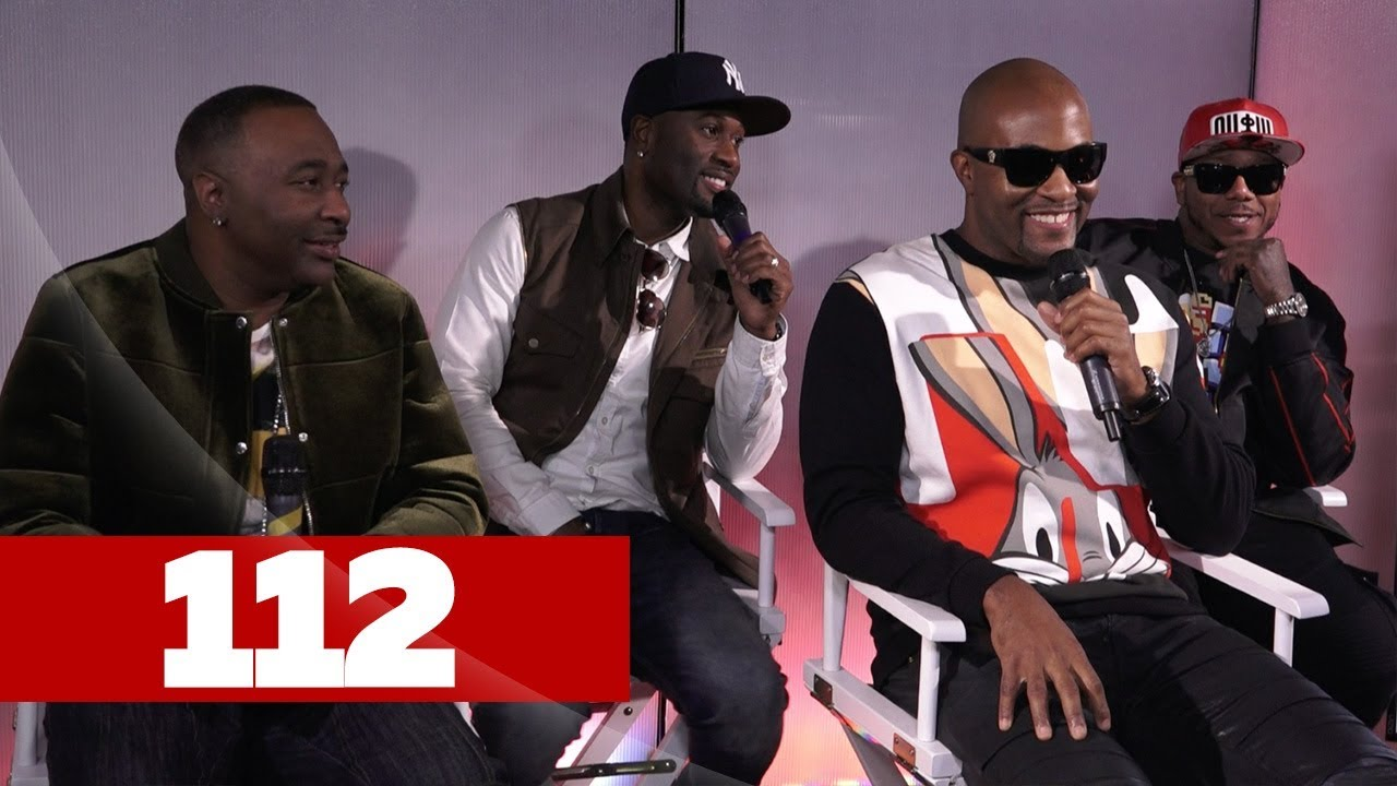 112 Talks Growing Up in the Church, New Jagged Edge Collab [Interview]