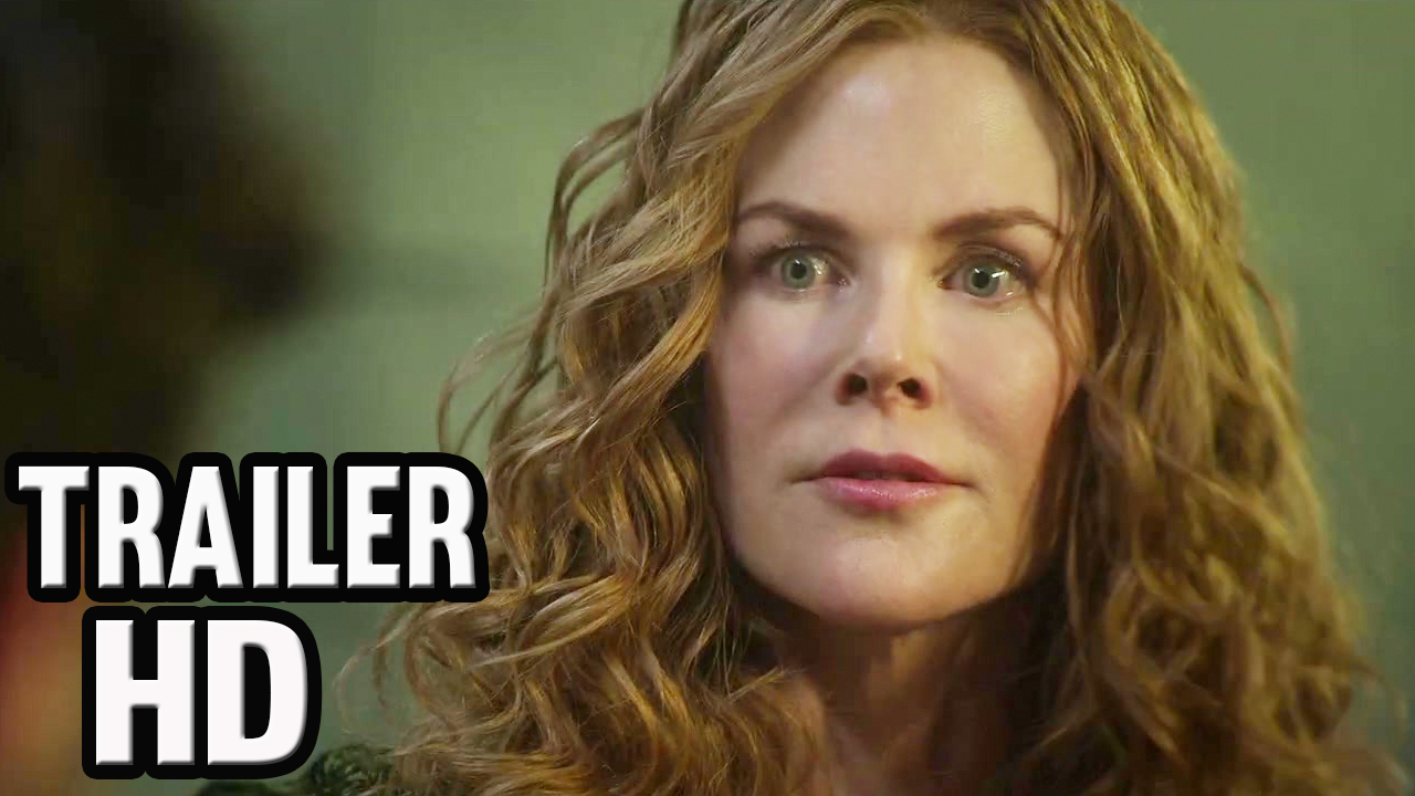 THE UNDOING OFFICIAL TRAILER (2020) Nicole Kidman | HBO